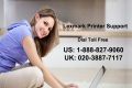 Lexmark printers customer support Toll-free Number 1-888-827-9060