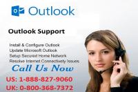 Outlook Customer support toll free  number 1-888-827-9060