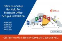 Office.com/Setup   1-888-827-9060   Office Setup Install