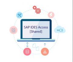 sap ides online access