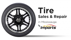 Tire Sales & Repair in Mississauga by All About Imports
