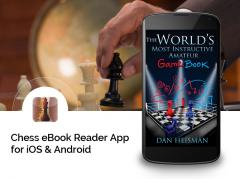 Forward Chess - Chess eBook Reader App for iOS & Android