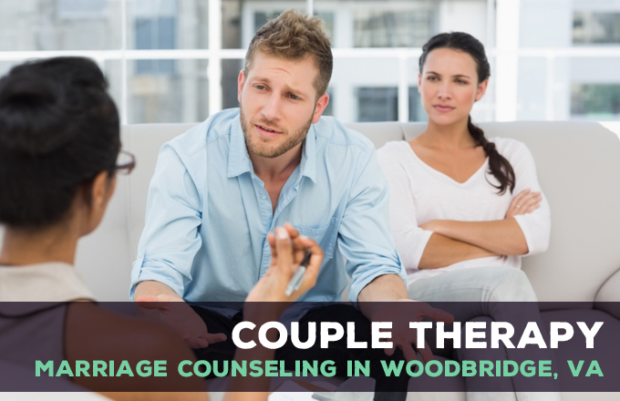 Couple Therapy & Marriage Counseling in Woodbridge, VA