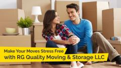 Make Your Moves Stress Free with RG Quality Moving & Storage LLC