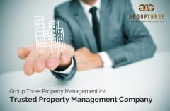 Group Three Property Management Inc - Trusted Property Management Company