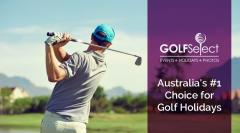GOLFSelect - Australia's #1 Choice for Golf Holidays