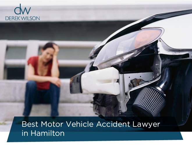 Derek Wilson - Best Motor Vehicle Accident Lawyer in Hamilton