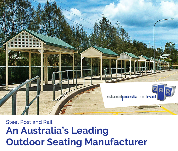 Steel Post and Rail – An Australia's Leading Outdoor Seating Manufacturer