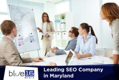 Blue 16 Media – Leading SEO Company in Maryland