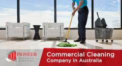 Pioneer Facility Services - Commercial Cleaning Company in Australia