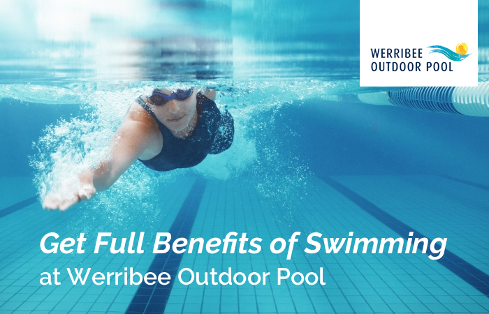Get Full Benefits of Swimming at Werribee Outdoor Pool