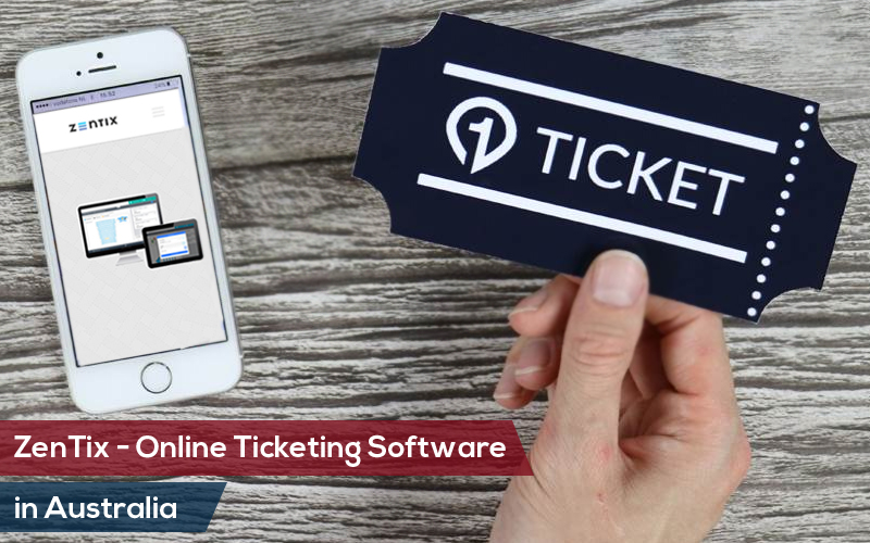 ZenTix - Online Ticketing Software in Australia