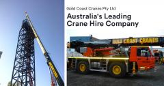 Gold Coast Cranes Pty Ltd - Australia's Leading Crane Hire Company
