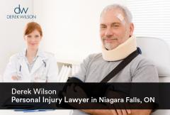 Derek Wilson - Personal Injury Lawyer in Niagara Falls, ON