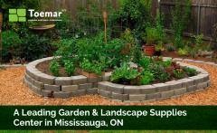 Toemar - A Leading Garden & Landscape Supplies Center in Mississauga, ON