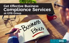 Get Effective Business Compliance Services at GNS Group
