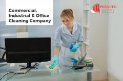 Pioneer Facility Services - Commercial, Industrial & Office Cleaning Company
