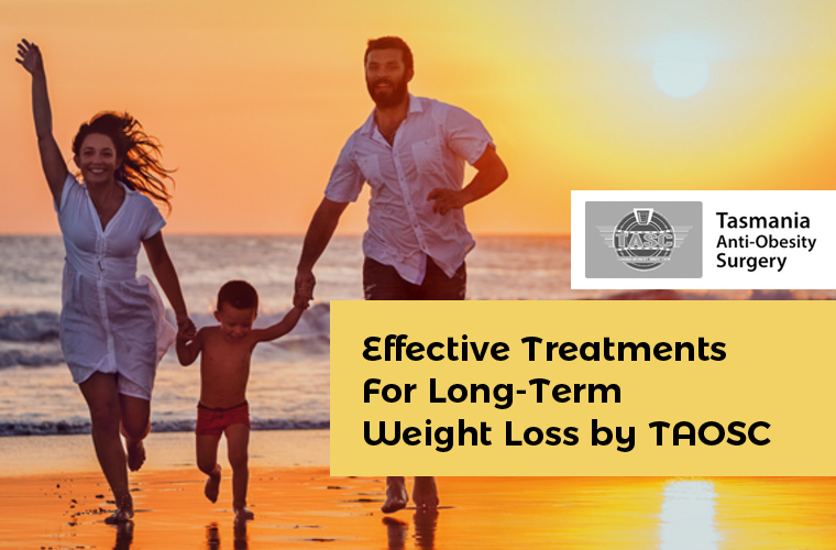 Effective Treatments For Long-Term Weight Loss by TAOSC