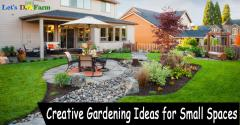 Creative Gardening Ideas for Small Spaces
