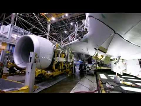Building Boeing's Next-Generation 737 Airplane