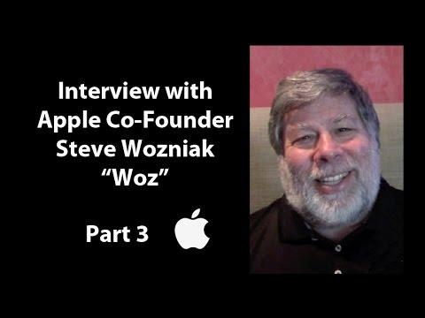Interview with Steve Wozniak - Part 3