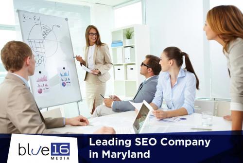 Blue 16 Media – Leading SEO Company in Maryland